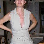 Gisèle femme mature de Besançon cherche jeune homme